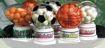 Sports Wedding Favors