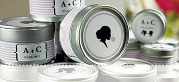 Wedding Favor Containers
