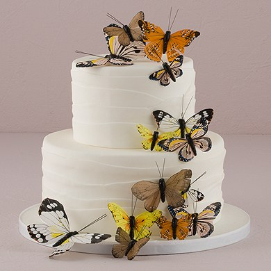 Butterfly Cake Decoration