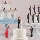 Interchangeable Cake Toppers