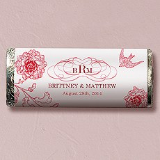 French Whimsy Nut Free Gourmet Milk Chocolate Bar