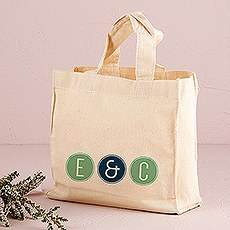 Smart Type Personalized Tote Bag