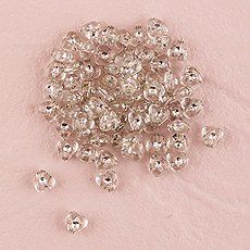 3D Heart Table Gems With Rhinestones