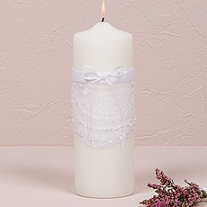 Beverly Clark Venetian Elegance Collection Unity Candle
