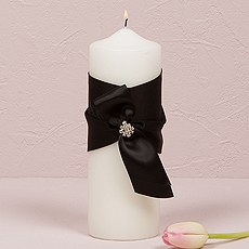 Beverly Clark Monroe Collection Unity Candle