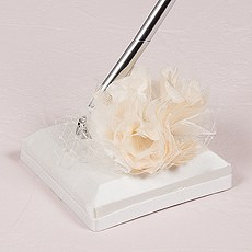 Beverly Clark La Fleur Collection Penholder