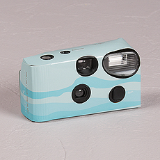 Single Use Camera - Beach Design