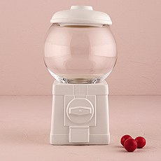 Novelty Gumball Machine Canister