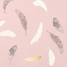 Decorative Paper Feather Assortment