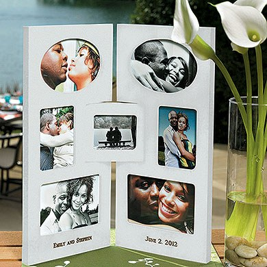 Our Story Personalized Wedding Photo Frame