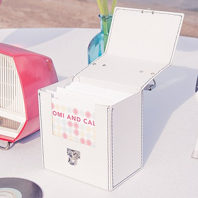 Retro Inspired CD Caddy