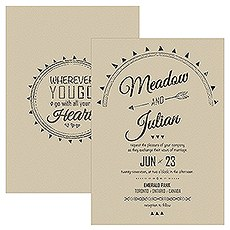 Free Spirit Invitation