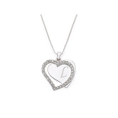 Heart Frame Necklace