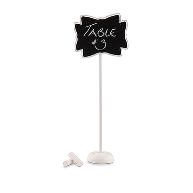Decorative Chalkboard with Stand Medium
