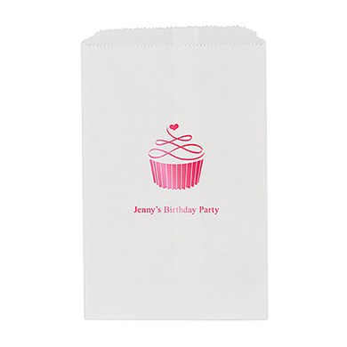 pocket candy bag wedding favor