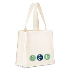 Smart Type Personalised Tote Bag