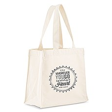 Free Spirit Personalised Tote Bag