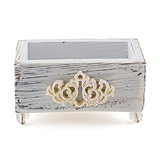 Vintage Shabby Chic Wedding Favor Boxes