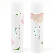 Garden Party Personalized Lip Balm