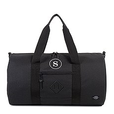 The View Duffle Bag - Black