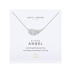 A Little Angel Silver Necklace