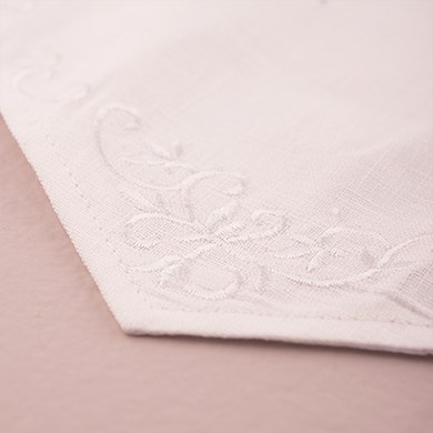 Deco Posh Ceremony Banner
