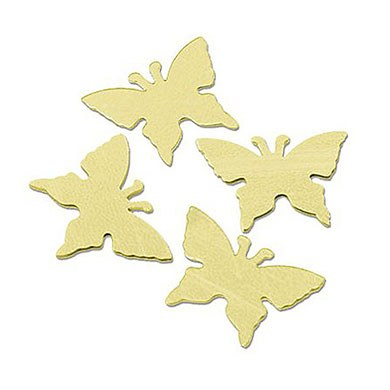 Butterfly Shaped Metallic Confetti Pack