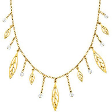 Gold Plated Filigree Necklace