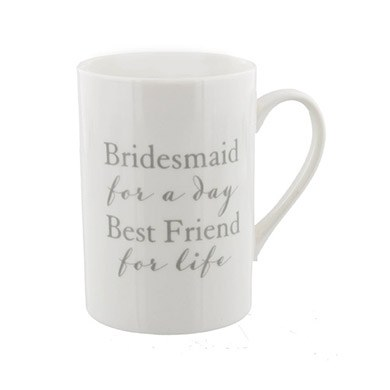 Best Friend Bridesmaid Mug
