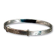 Personalized Children's Bangle