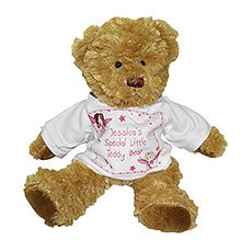 Personalized Fairy Teddy