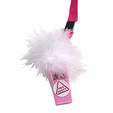 Pink Hen Whistle