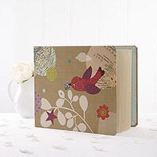Printed Bird Photo Album