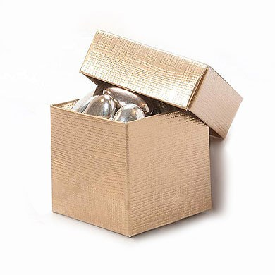 Wedding Favor Boxes with Lids Pack