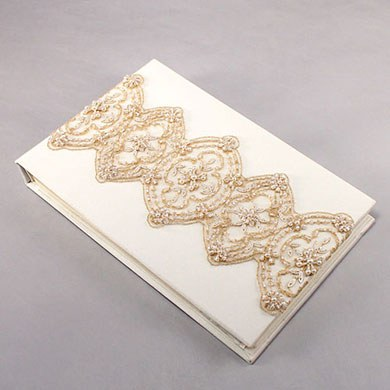 Beverly Clark The Luxe Collection Guest Book