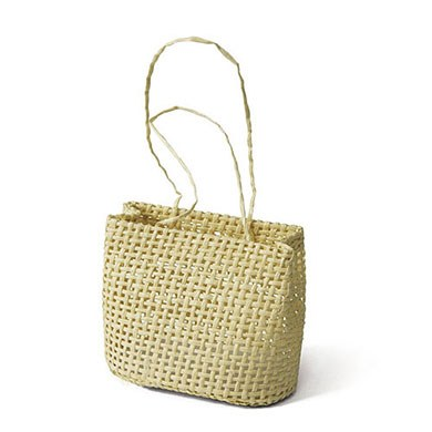 Mini Hessian Beach Bag Party Favors - Weddingstar