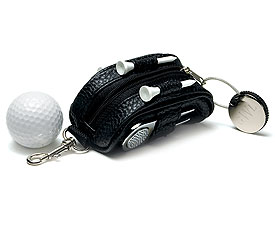 Golf Ball Bag Wedding Gift