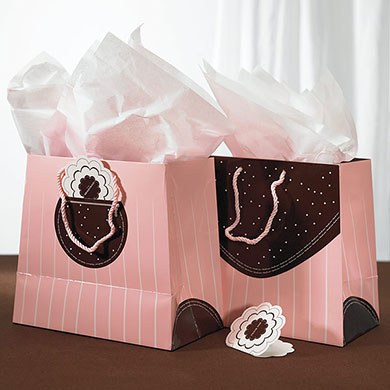 Paper Wedding Gift Bag
