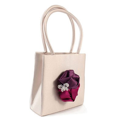 The Jennifer Color Personality Flower Girl Petal Purse