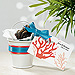 mini pail wedding favors