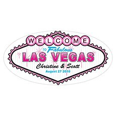 Las Vegas Large Cling