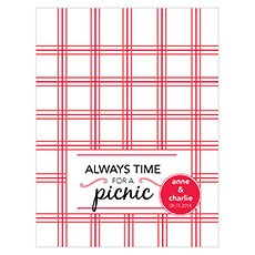 Always Time For a Picnic Note Card