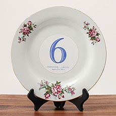 Classic Table Number Diecut Removable Vinyl