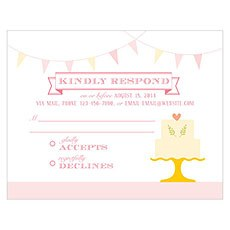 Homespun Charm RSVP